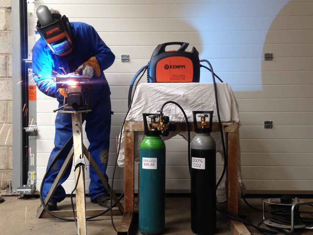 Rent Free Welding Gas Mig Welding Argon Ngf