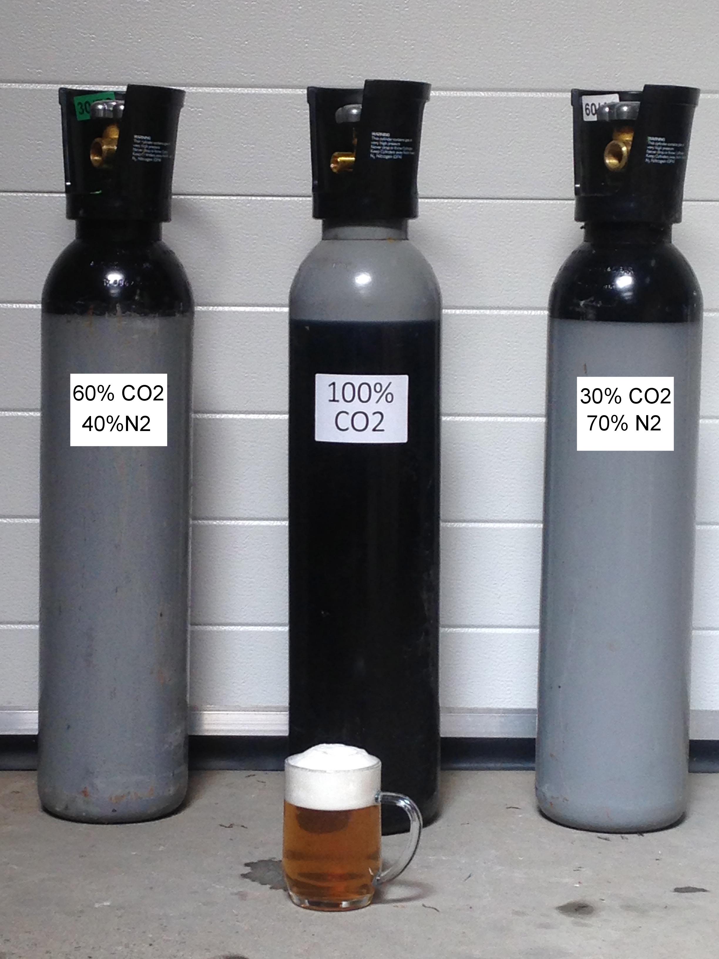 Cellar Gas & Cellar Gas   CO2 u0026 CO2 Nitrogen Mixes   NGF