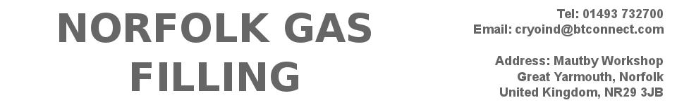 Norfolk Gas Filling